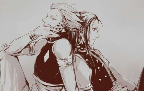 Hisoka and Illumi