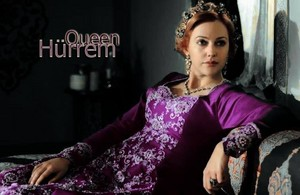 Hurrem queen!!!