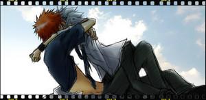 Ichigo X Toshiro