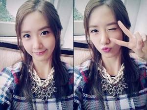 Yoona's Selca