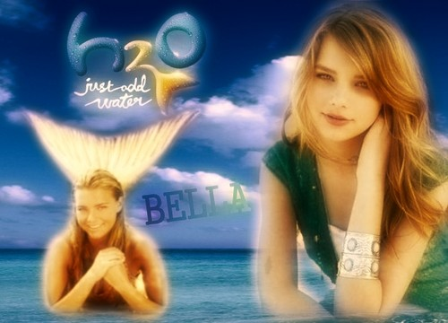 Indiana Evans 바탕화면 with a portrait called Indiana Evans ( Bella )