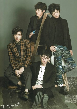 INFINITE – High Cut Magazine