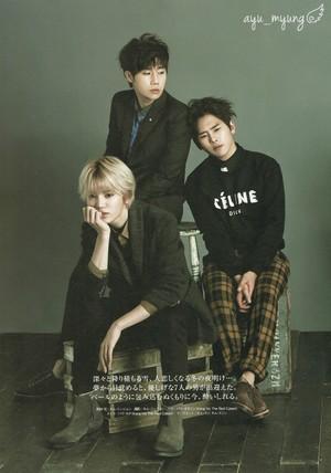 INFINITE – High Cut Magazine