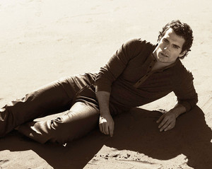 Henry Cavill - In Style Magazine