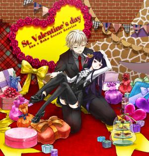 Happy Valentine's siku