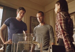 Isaac,Allison and Chris