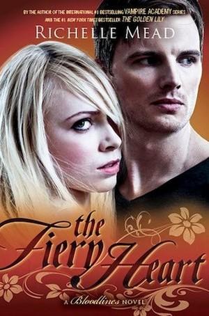 The Fiery coração Cover