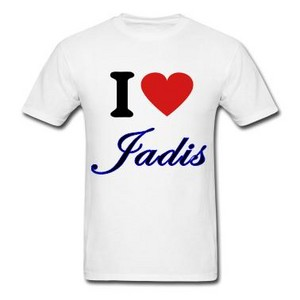 Jadis t-shirt I am getting printed