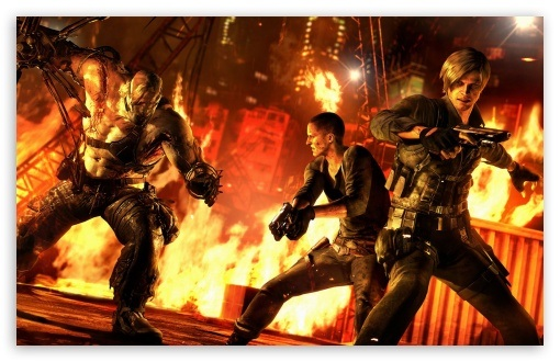 Re6 Ustanak Battle Leon Jake Jake Muller Photo 36539485 Fanpop