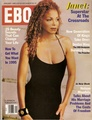 Janet On The Cover Of The January 1995 Issue Of EBONY Magazine - janet-jackson photo