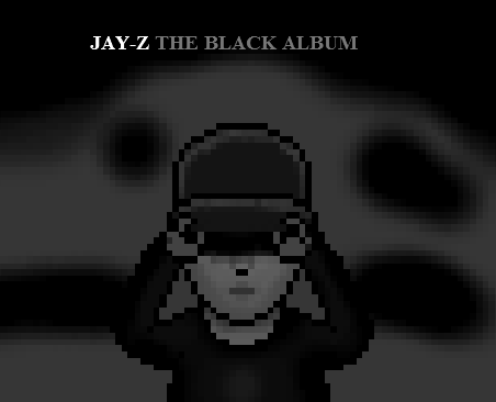 Jay Z wallpaper called The Black Album - Pixel