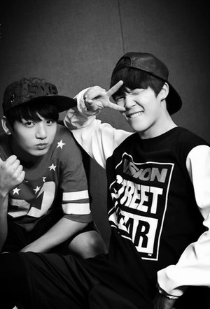 Jikook black