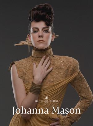 Johanna in Interview Costume
