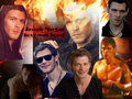 Joseph Morgan - the-vampire-diaries fan art