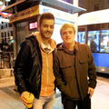 Josh in Madrid - josh-hutcherson photo
