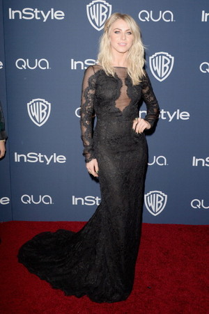 Julianne @ Instyle and Warner Bros 71st Annual Golden Globe Awards Post-Party - January 12th