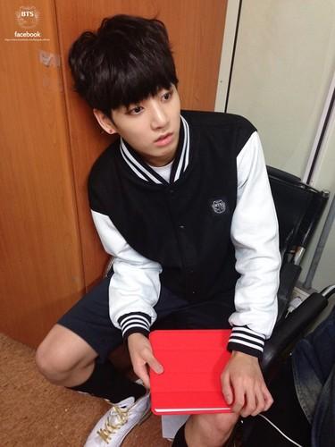 Jungkook (BTS) achtergrond called ❤♡Jungkook♡❤