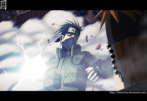 *Kakashi v/s Pain*