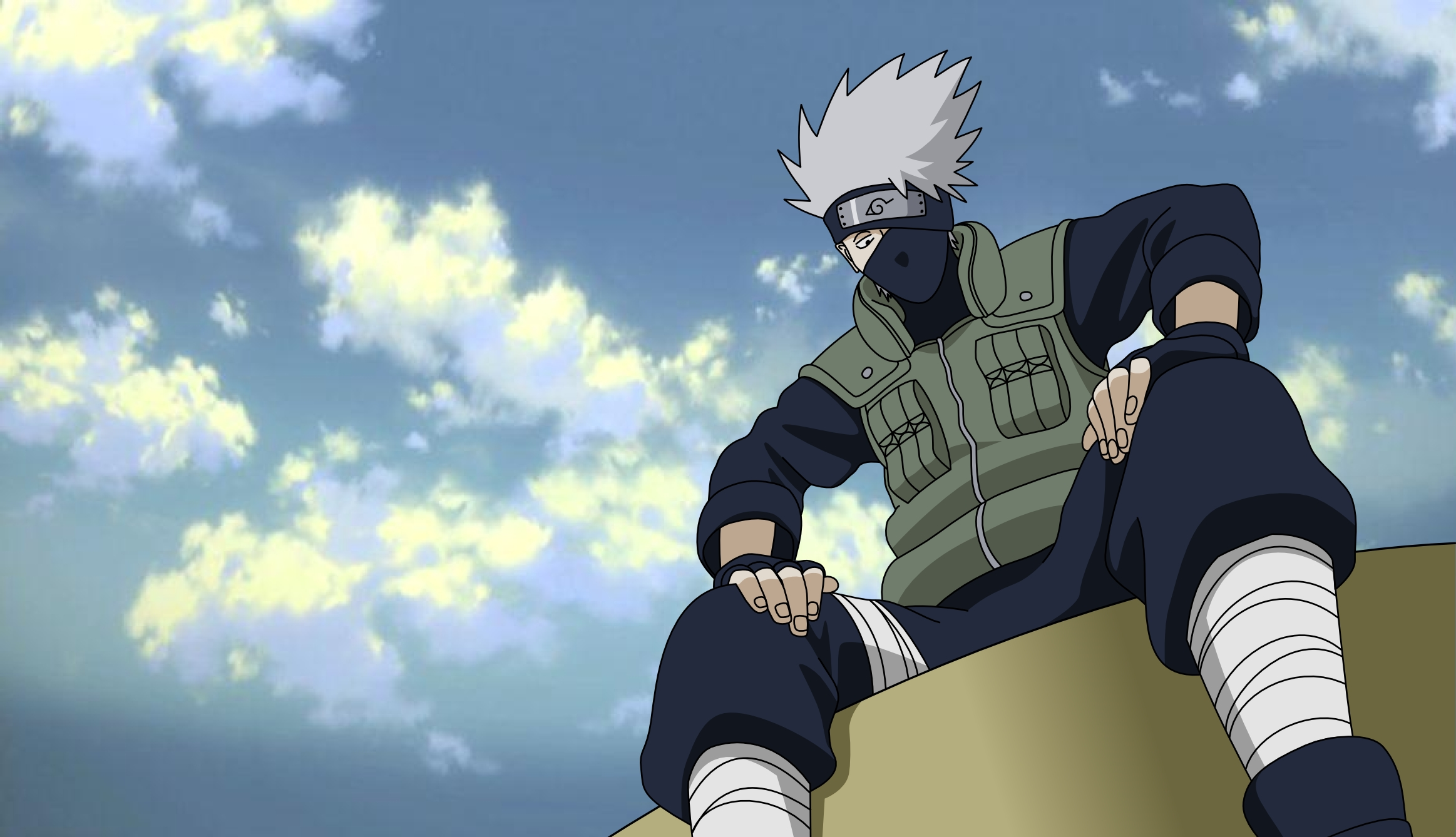 kakashi hatake wallpaper