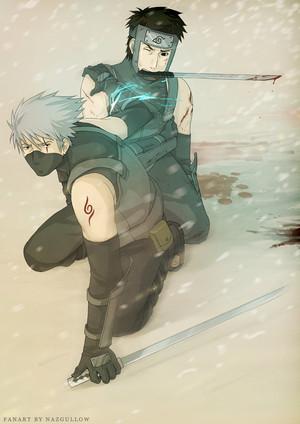 はたけカカシ Hatake and Yamato