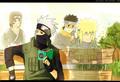 Kakashi Hatake, Rin, Obito and Minato