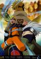 Kakashi Hatake, Naruto and Minato