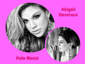 Kate Mansi as Abigail Deveraux