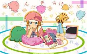 kawaii girl------------