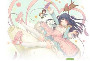 girl food kawaii-----------