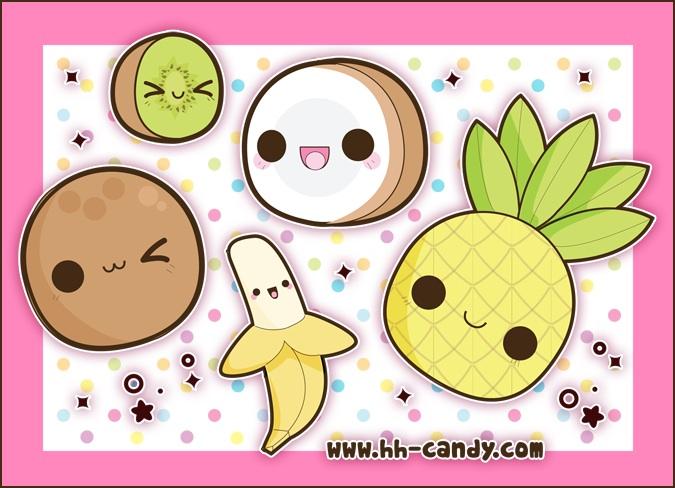 Kawii fruits