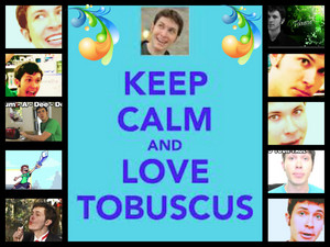 Keep Calm And Amore Tobuscus