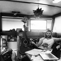 Another long day in the boat/office/studio - keith-harkin photo