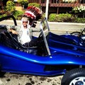 Its a dune buggy kind of day. - keith-harkin photo