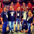 With my McPherson family. - keith-harkin photo
