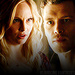 Klaus and Caroline icons