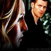 Klaus and Caroline icons