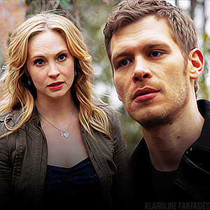 Klaus and Caroline आइकनों