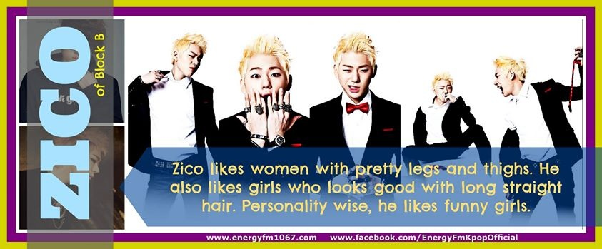 Block b zico ideal type - Kpop Photo (36592592) - Fanpop
