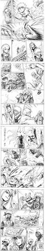 কুশিনা উজুমাকি ছবি titled Misadventures of the Namikaze