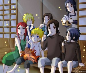 Namikaze Uchiha Get-Together