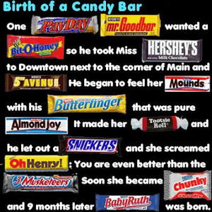 Oh the candy!! XD