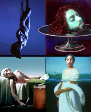 Robert Wilson's macabre portraits of Lady Gaga