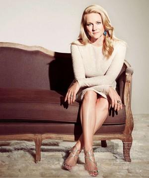 Laura Linney - Gotham USA Magazine