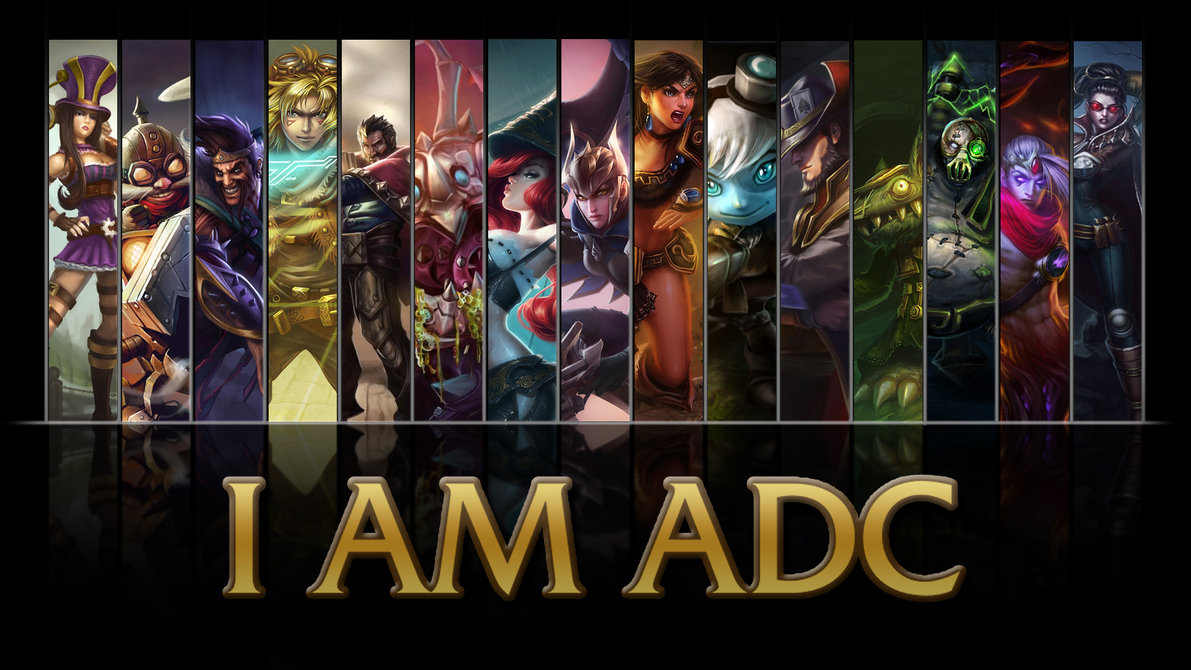 League of Legends images ADC HD wallpaper and background photos