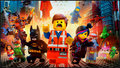 The Lego Movie 2014 - lego wallpaper