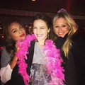 Leighton Meester bachelorette party at Burger Mary's     02/01/14 - leighton-meester photo