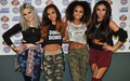 Little Mix on the red carpet