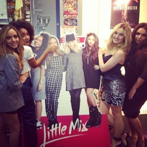 Little Mix and Little Mix