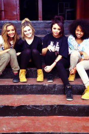 Little Mix In Liberia