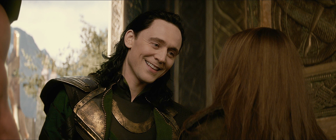 Loki and Jane images Thor: The Dark World HD wallpaper and ...